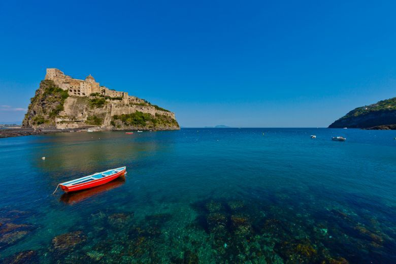 September  Ischia Offer -  7 nights