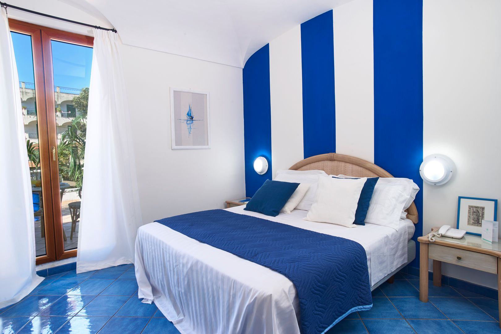 Hotel Terme Central Park Ischia - Standard Double Rooom