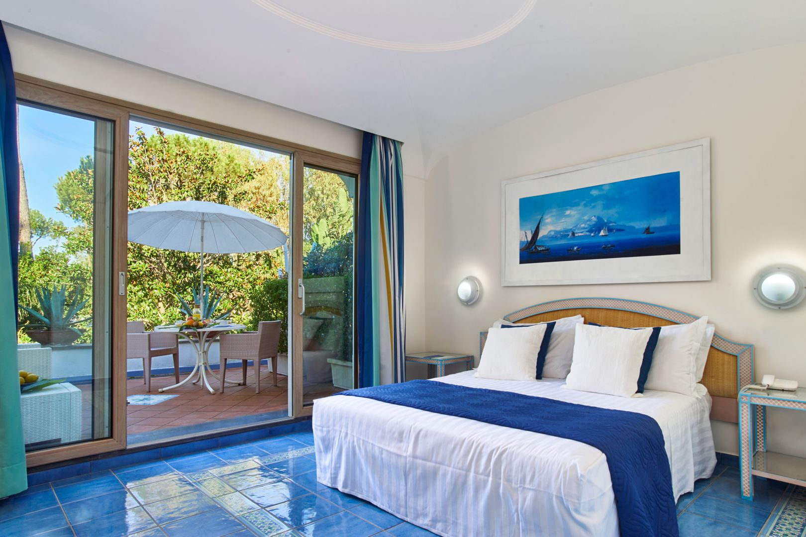 Hotel Terme Central Park Ischia - Superior Double Room
